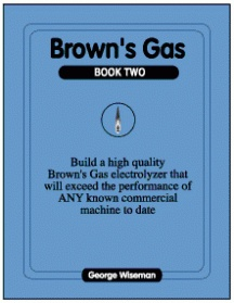 Ebook cover: Brown's Gas
