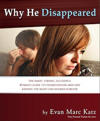 Ebook cover: Why He Disappeared
