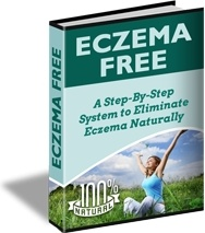 Ebook cover: Eczema Free