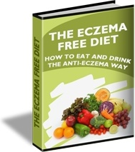 Ebook cover: The Eczema Free Diet