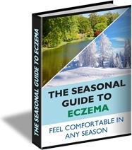Ebook cover: The Seasonal Guide to Eczema