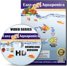 Ebook cover: Easy DIY Aquaponics
