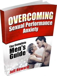 Ebook cover: Overcoming Sexual Performance Anxiety