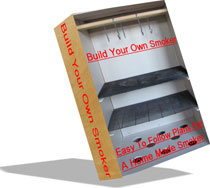 Ebook cover: Build Your Own Barbecue Smoker