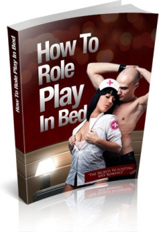Ebook cover: How To Role Play In Bed