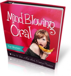 Ebook cover: Mind-Blowing Oral