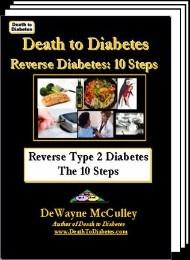 Ebook cover: Reverse Type 2 Diabetes in 10 Steps