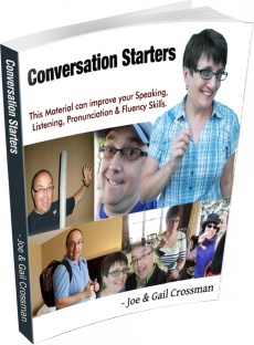Ebook cover: Learn To Speak English