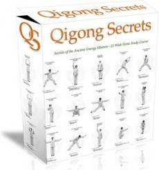 Ebook cover: Qigong Secrets