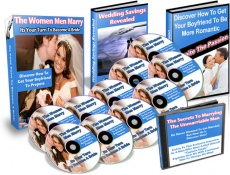 Ebook cover: Why Do Men Marry: How To Get Him To Propose