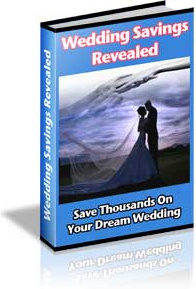 Ebook cover: How To Plan Your Dream Wedding & Save Thousands Of Dollars In The Process