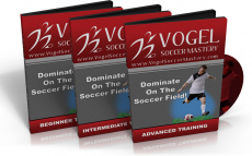 Ebook cover: Ultimate Soccer Training