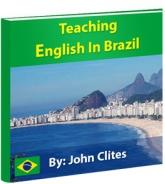 Ebook cover: Teaching English in Brazil