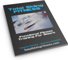 Ebook cover: Total Skiing Fitness