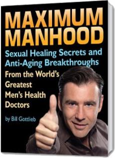 Ebook cover: Maximum Manhood