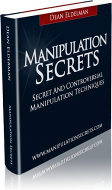 Ebook cover: Manipulation Secrets