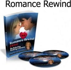 Ebook cover: Romance Rewind