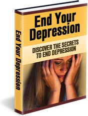 Ebook cover: End Your Depression