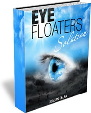 Ebook cover: Eye Floaters Solution