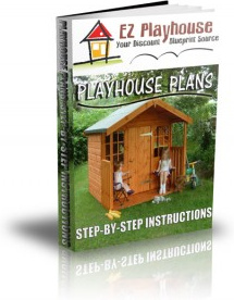 Ebook cover: How to Build a Playhouse