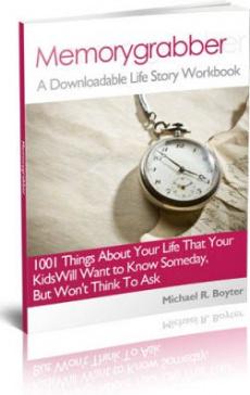 Ebook cover: Memorygrabber