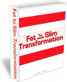 Ebook cover: Fat to Slim Transformation