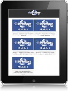 Ebook cover: FBInfluence