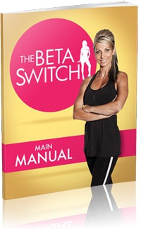 Ebook cover: The Beta Switch