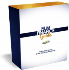 Ebook cover: Film Finance Guide