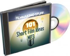 Ebook cover: 101 Short Film Ideas