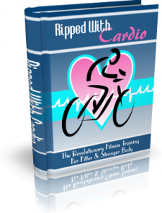 Ebook cover: Ripped With Cardio