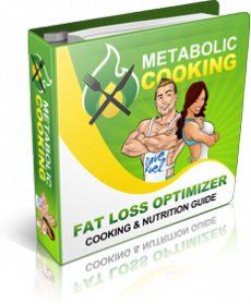Ebook cover: Metabolic Cooking Fat Loss Cookbooks Package