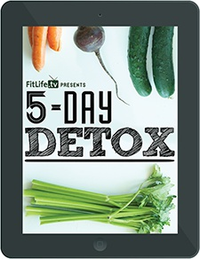 Ebook cover: 5 Day Detox