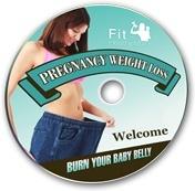 Ebook cover: 6 Week Pregnancy Weight Loss Program