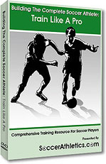 Ebook cover: Building the Complete Soccer Athlete
