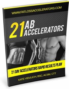 Ebook cover: 21 Ab Accelerators