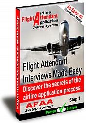 Ebook cover: Flight Attendant Jobs