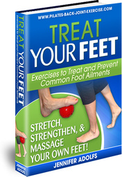 Ebook cover: Treat Your Feet