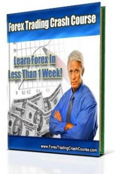 Ebook cover: Forex Trading Crash Course