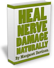 Ebook cover: How to Healing Nerve Damage Naturally