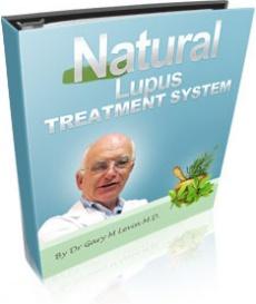 Ebook cover: Natural Lupus Treatment