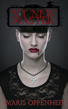 Ebook cover: My New Master