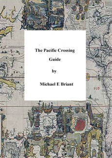Ebook cover: The Pacific Crossing Guide
