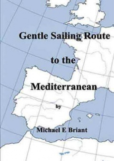 Ebook cover: Gentle Sailing Route to the Mediterranean