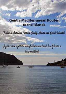 Ebook cover: Gentle Mediterranean Routes to the Islands
