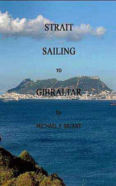 Ebook cover: Strait Sailing to Gibraltar