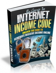 Ebook cover: Internet Income Code