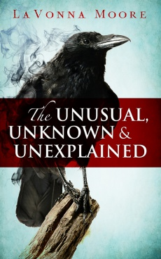 Ebook cover: THE UNUSUAL, UNKNOWN & UNEXPLAINED