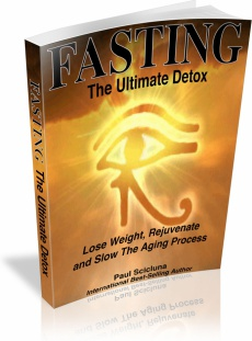 Ebook cover: Fasting - The Ultimate Detox