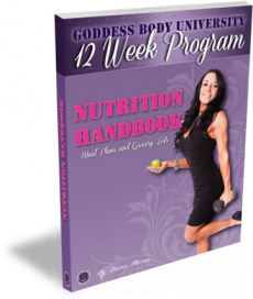 Ebook cover: Goddess Body University